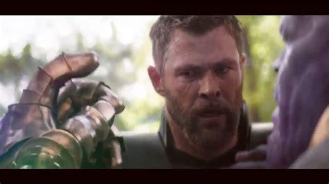 ¿A qué hora debes ver  Infinity War  para que el chasquido ...
