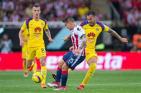 A qué hora juega América vs Chivas el Clásico del A2018 y ...