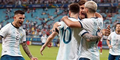 A Que Hora Juega La Seleccion Argentina De Futbol Hoy ...