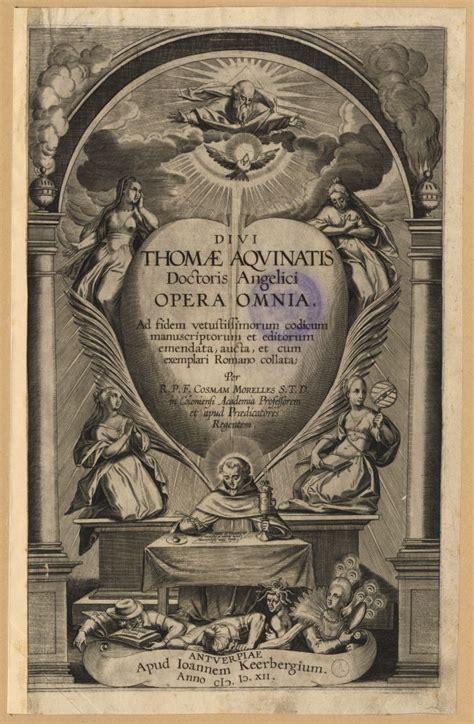 A Suma Teológica de Santo Tomás de Aquino em forma de ...