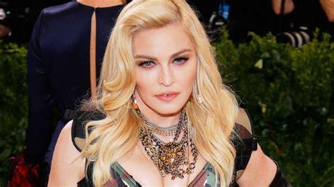 A sus 62 años años, Madonna luce irreconocible: ya no es ...
