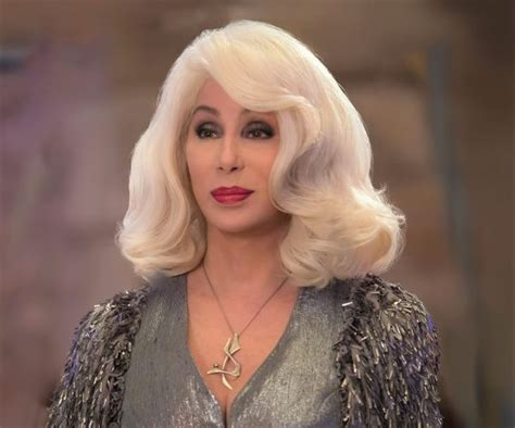 A timeless Cher owns the stage in the new 'Mamma Mia ...