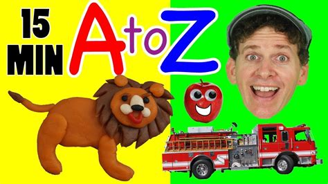 A to Z Phonics Songs | Kids Songs Compilation with Matt ...