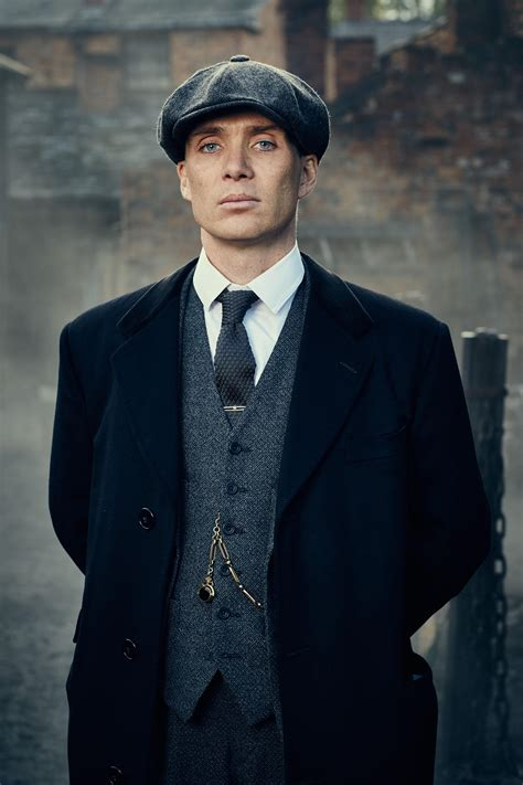 A tommy shelby wallpaper for all you fookin bastards ...