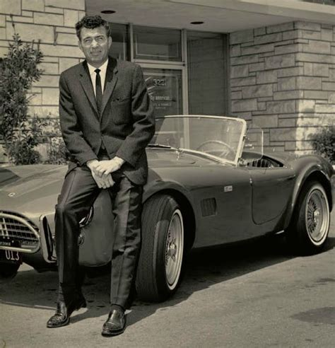 A Tribute to Carroll Shelby, dies at 89 years old  1923 ...