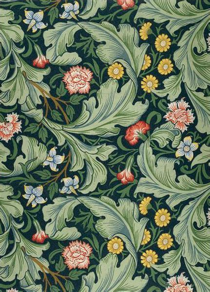 A Vision of Nature: The Designs of William Morris ...