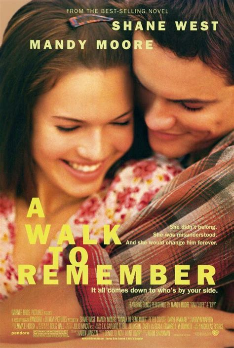 A Walk to Remember 11x17 Movie Poster  2002  | Remember ...
