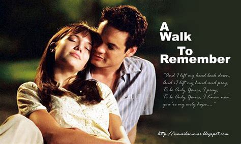 A Walk To Remember Wallpaper