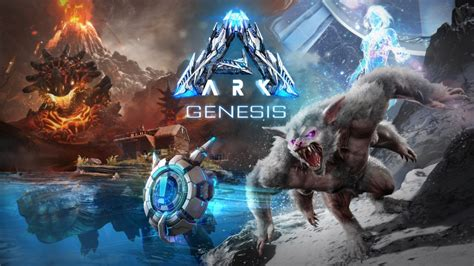 A Whole New Saga of Survival in Ark: Genesis on Xbox One ...