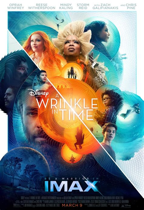 A Wrinkle in Time  2018  Poster #6   Trailer Addict