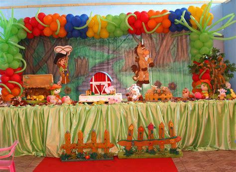 A y P Fiestas: Decoracion de Cumpleaños Infantiles
