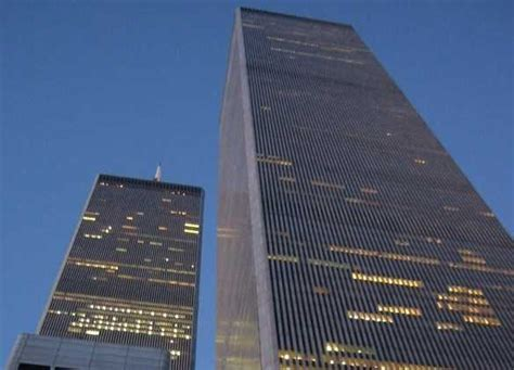 A4. April 4, 1973 World Trade Center  Twin Towers  Open   t311