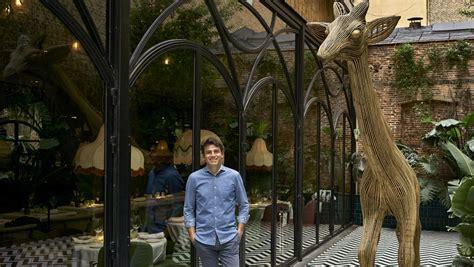 Aarde, el nuevo restaurante en Madrid del Grupo Paraguas ...