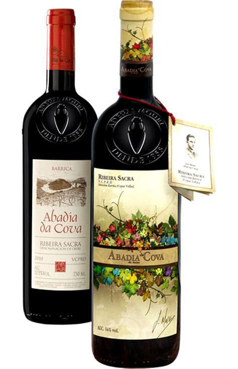 Abadía da Cova entre los mejores vinos tintos de Galicia y ...