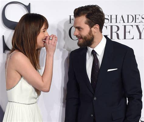 ¿Abandonará Jamie Dornan  50 sombras de Grey  por su mujer?