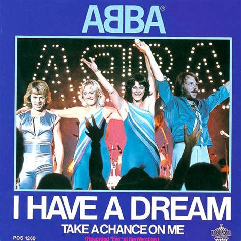 ABBA – I Have A Dream Lyrics   Genius Lyrics