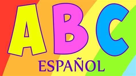 ABC Cancion de las letras   Canciones Infantiles Canción ...