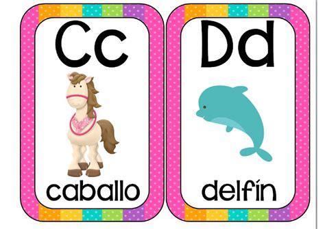 abecedario animales formato tarjetas pdf 002   Orientación ...