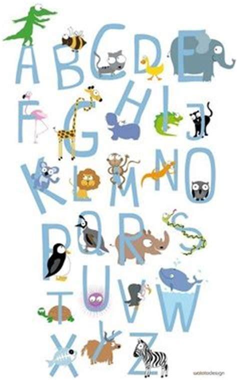 Abecedario con animales en Español … | español | Abece…