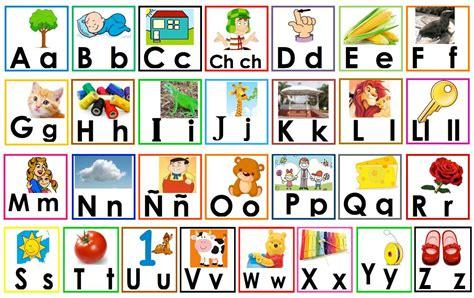 Abecedario español completo para niños   Imagui
