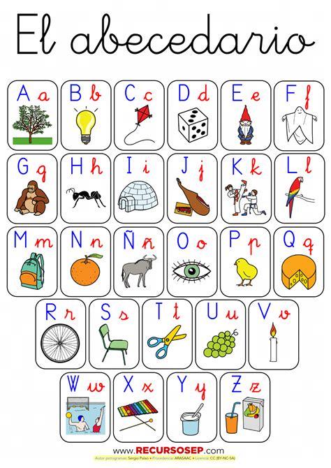 abecedario infatil asamblea completo