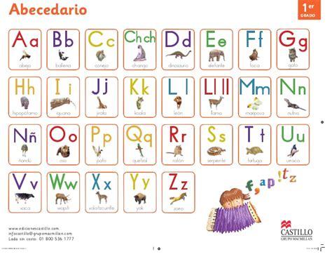 Abedecario  3    Imagenes Educativas