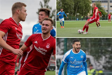 Aberdeen 2 RoPS 1   Dons seal second round Europa League ...