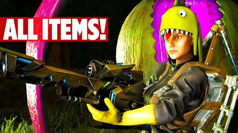 ABERRATION SECRET ITEMS NO OTHER YOUTUBER CAN SHOW YOU ...