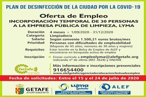 Abierto el plazo de solicitud de empleo para LYMA | SoyDe