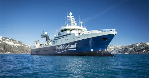 About Royal Greenland   Royal Greenland A/S