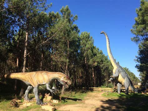 Abre sus puertas el  Parque Jurásico  portugués | Europa