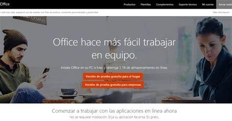 Abrir Office Online: Word, PowerPoint, Excel | Abrir mi Cuenta