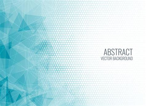 abstract blue geometric shapes background   Download Free ...