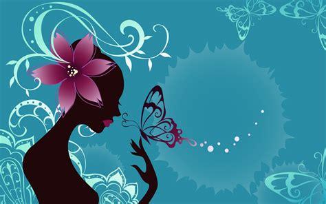 Abstract Butterfly Desktop Wallpaper   WallpaperSafari