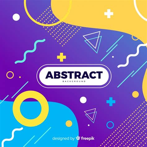 Abstract Shapes Vectors, Photos and PSD files | Free Download