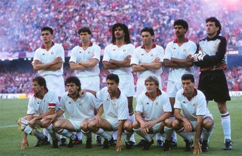 AC Milan 1989 European Cup Winners  6580017  Framed Prints ...
