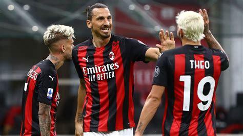 AC Milan con todo a favor para ser campeón de invierno ...