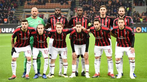 AC Milan considering pulling out of 2019 20 Europa League ...