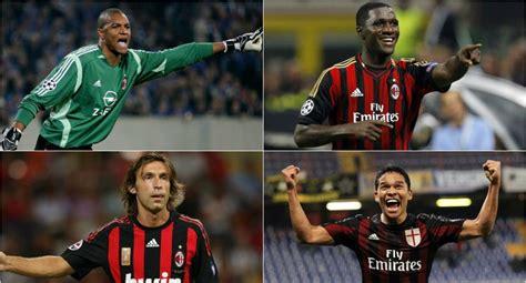 AC Milan: ¿Cuánto cambió el equipazo  Rossoneri  del 2003 ...