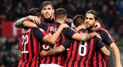 AC Milan derrotó 2 1 a Genoa en partido pendiente por la ...