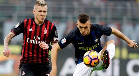 AC Milan empató 2 2 contra el Inter de Milán en el  Derby ...