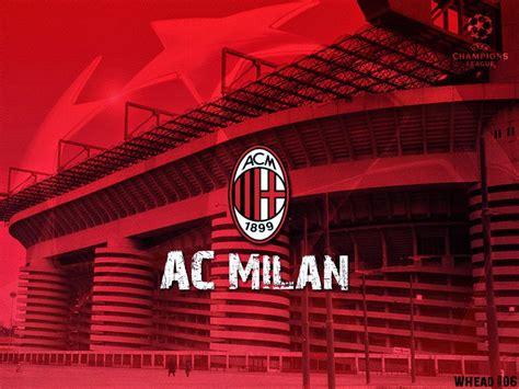 AC Milan Football Club Wallpaper   Football Wallpaper HD