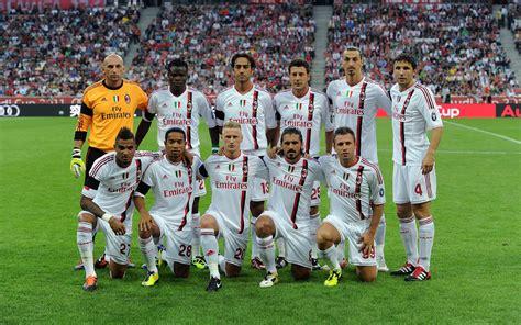 ac, Milan, Football, Teams Wallpapers HD / Desktop and ...