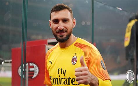 AC Milan history maker Antonio Donnarumma hails ...