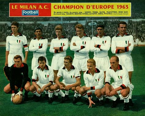 Ac Milan Uefa Cup Wins