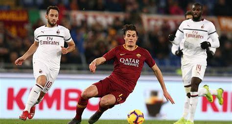AC Milán vs AS Roma   en vivo ver partido online y ...