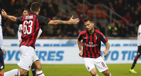AC Milan vs Genoa EN VIVO ahora en Giuseppe Meazza: ONLINE ...