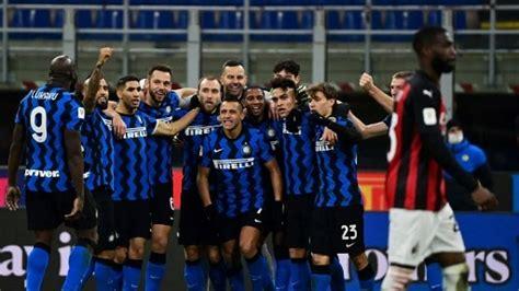 AC Milan vs Inter: hora y dónde ver el Derbi italiano ...