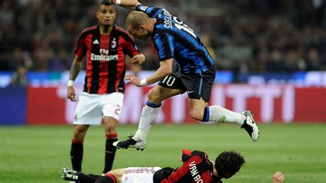 AC Milan Vs. Inter Milan: The recent rise and fall of the ...