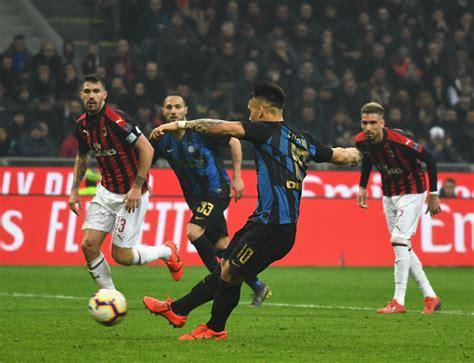 AC Milan vs. Inter, stats and trivia | News